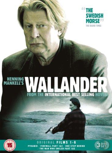 Wallander: Original Films 1 [Import anglais]