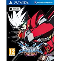 BlazBlue: Continuum Shift Extend (PS Vita) by pqube [並行輸入品]