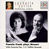 Mozart: Violin Concertos / Zinman, Zurich Tonhalle Orchestra