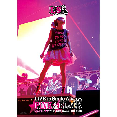 LiVE is Smile Always~PiNK&BLAC...