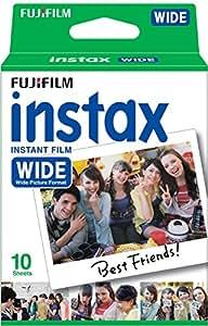 FUJIFILM インスタントカメラ ワイド用フィルム 10枚入 INSTAX WIDE WW 1