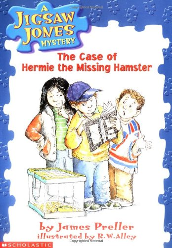 The Case of Hermie the Missing Hamster (Jigsaw Jones Mystery)の詳細を見る