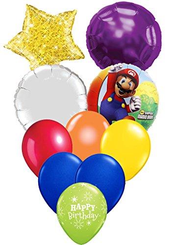 Super Mario Brosラテック...