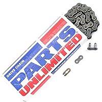 Parts Unlimited スタンダードチェーン ノンシール クリップタイプ 420/102L T420-102
