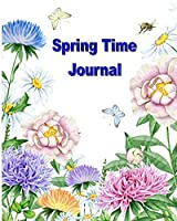 Spring Time Journal