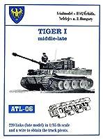 Friulmodel atl06 Tiger I & Sturmtiger by Friulmodel