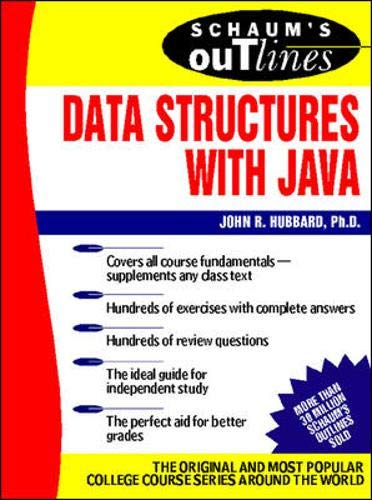 Download Schaum's Outline of Data Structures with Java (Schaum's Outlines) 0071361286