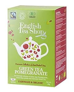 Green Tea Pomegranate 20P ペーパーボックス