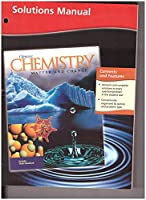 Chemistry: Matter and Change, Solutions Manual