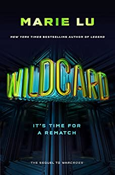 Wildcard (Warcross 2) by [Lu, Marie]
