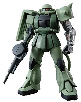 MG 1/100 MS-06J ザクII Ver.2.0 (限定クリアパーツ付き) (機動戦士ガンダム)