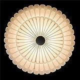 シーリングライト(照明器具) LEDタイプ/4000ルーメン 自然光色 花モチーフ ヨーロッパ調 〔リビング照明/ダイニング照明〕