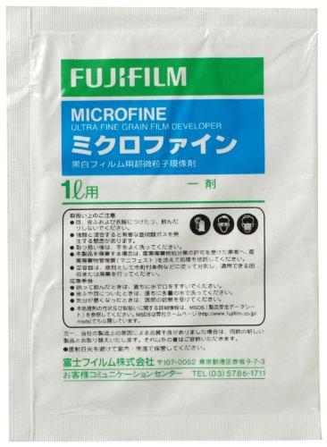 フジフイルム フィルム現像剤  ミクロファイン  1L用