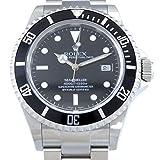 [ロレックス] ROLEX 腕時計 シードゥエラー 16600 A番 SS ブラック メンズ 自動巻き [中古品] [並行輸入品]