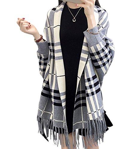 [ブルーポメロ]ストール レディース 大判 ストール コート 春 ショール 袖付きマフラー カーディガン風 羽織 フリーサイズ
