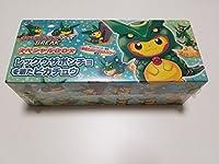 ポケモンカード ポケモンセンター限定 レックウザポンチョを着たピカチュウ スペシャルBOX 数量7