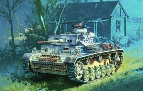 1/72 III号戦車 M型