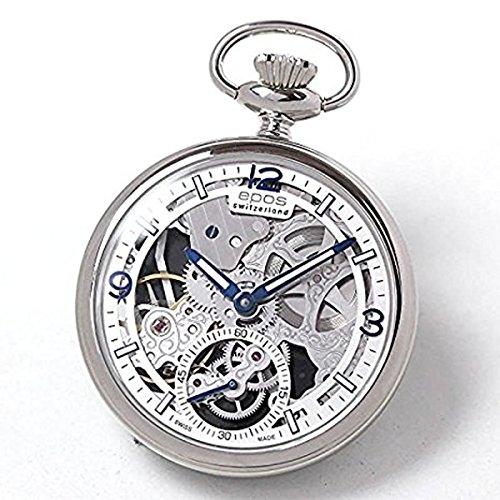 エポス(EPOS) フルスケルトン懐中時計2003ASL[正規輸入品]