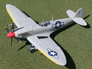 1: 72 ジェミニACE US Army Air Force Supermarine MK.IX Spitfire Lt. Ohr (並行輸入)