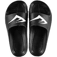 Official Brand Everlast Sliders Sandals Childs Boys Black Flip Flop Thongs Beach Shoes