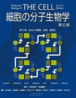 [ALBERTS, JOHNSON, LEWIS, MORGAN, RAFF, ROBERTS, WALTER]の細胞の分子生物学 第6版 第5章 DNAの複製,修復,組換え 細胞の分子生物学 第6版