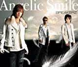 Angelic Smile♪BREAKERZのCDジャケット