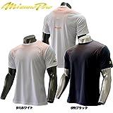 ミズノ ミズノプロ S-LINE Tシャツ 12JA7T82 (09)ブラック 2XO