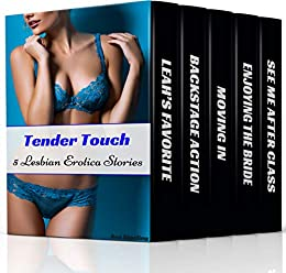 Tender Touch: 5 Lesbian Erotica Stories by [Sterling, Ava]