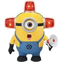 ミニオン グッズ おもちゃ ぬいぐるみ 人形 子供 しゃべる 話す 音が鳴る 消防サイレン 怪盗グルーのミニオン危機一髪