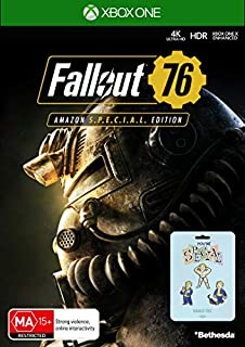 Fallout 76: S.*.*.C.*.*.L. Edition (Exclusive to Amazon AU) (Xbox One) (B07H97S6RX) | Amazon Products