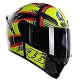 AGV(エージーブイ) バイクヘルメット フルフェイス K1 SOLELUNA 2015 (ソレルナ 2015) XL (61-62cm) 028190IY002-XL