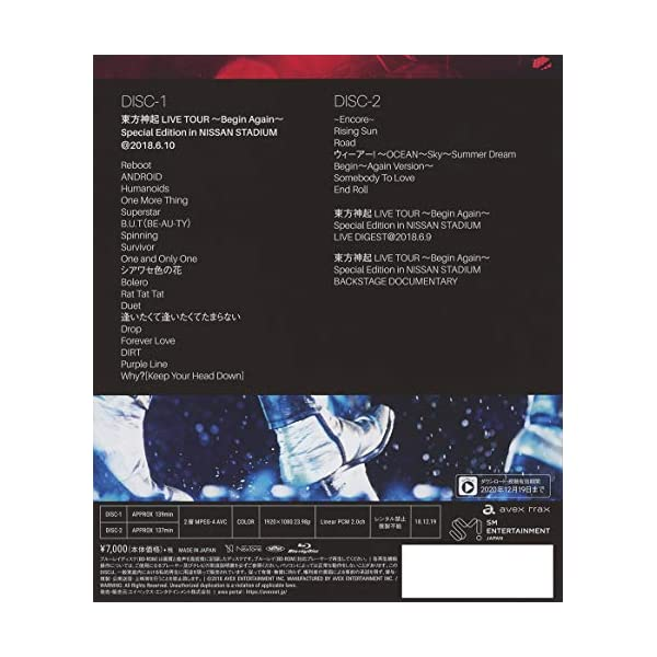 東方神起 LIVE TOUR ~Begin A...の紹介画像2
