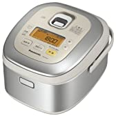 パナソニック 5.5合 炊飯器 IH式 シルバー SR-HA101-S