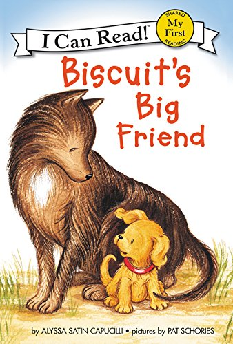 Biscuit's Big Friend (My First I Can Read)の詳細を見る