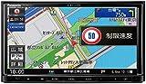 パナソニック カーナビ ストラーダ 7型 CN-RE07D ドラレコ連携/Bluetooth/フルセグ/DVD/CD/SD/USB/全国市街地図/VICS WIDE