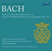 Cantatas for Solo Choir & Orchestra by J.S. BACH (2011-02-22)
