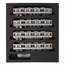 グリーンマックス Nゲージ 4304 東武10030系 リニューアル車 東上線 増結用中間車4両セット (動力無し)