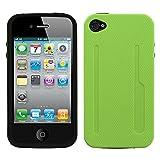Best Mybat iPhone 4Sケース - MYBAT AIPHONE4AVHPCFUOC006NP Premium Fusion Compact and Durable Protective Review