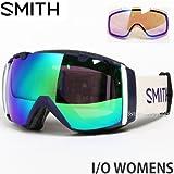SMITH(スミス) ゴーグル I/O WOMENS / MIDNIGHT BRIGHTON / CHROMAPOP SUN クロマポップレンズ / 16-17 女性用 スノーゴーグル [並行輸入品]
