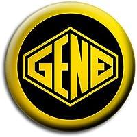 缶バッジ 【GENE】GOLD