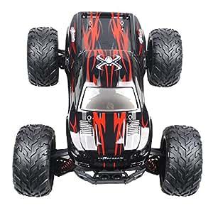 GPTOYS S911 2.4Gラジコンカー ラジコンバギー サンドバギー ラジコンオフロード 約45km/h レッド