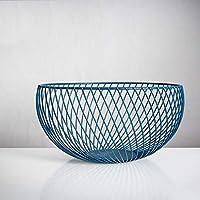 CQ コーヒーテーブル装飾オーナメントテーブルトレイフルーツバスケットフルーツボウルストレージバスケットクリエイティブ