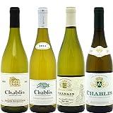 シャブリ101蔵特選 白ワイン4本セット((W0CBA3SE))(750mlx4本ワインセット)