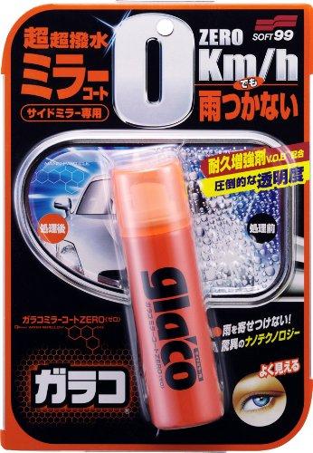 SOFT99 (ソフト99) ウィンドウケア ガラコ ミラーコートZERO 04172 撥水剤