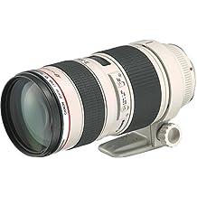 Canon EF 70-200mm f/2.8L USMLens,White(EF70-200LU)