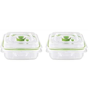 FoodSaver 【公式】 真空パック容器 フレッシュボックス 3カップ FA2SC33T2-040