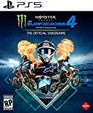 Monster Energy Supercross 4(輸入版:北米)- PS5