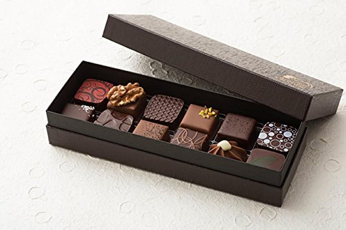 改修騒乱ご近所ボンボンショコラ12個入り?Decadence du Chocolat