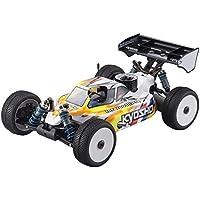 京商 1/8 エンジン4WD インファーノMP9 TKI 4 組立キット ラジコン本体 33001