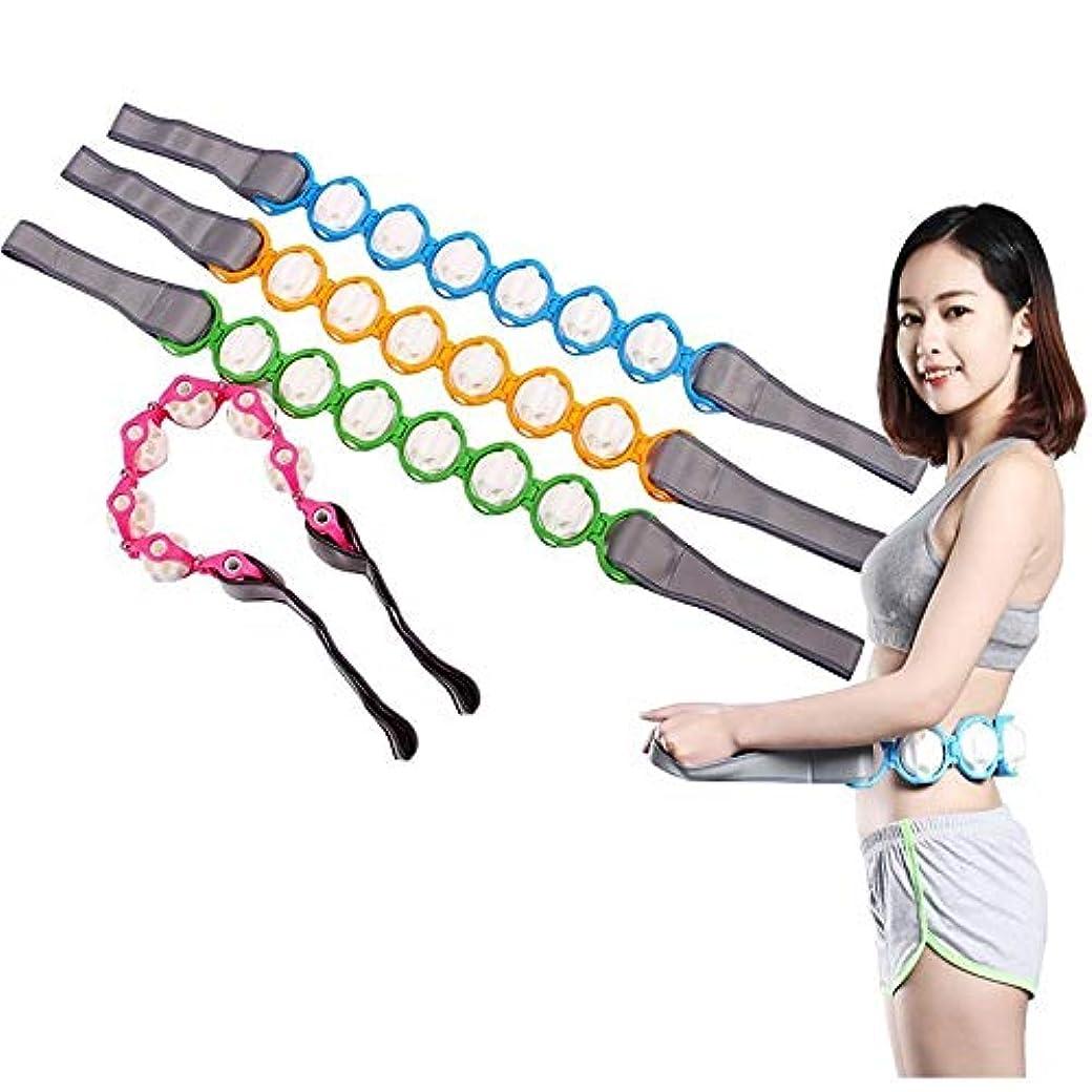 くすぐったいマンハッタンマーチャンダイザーNew neck waist back roller massager shoulder back massage equipment shoulder massager